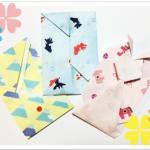 お年玉袋を折り紙で簡単に作る方法!
