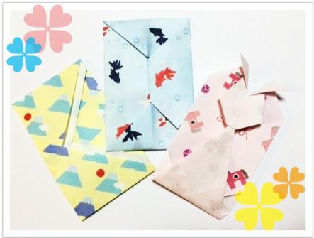 ハート 折り紙 : 簡単に作れる折り紙 : shufu-arekore.com