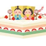 ひな祭りのケーキを型なしでひし形にする方法!牛乳パックは使える?