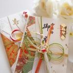 結婚式のご祝儀袋短冊は2枚使うの?書き方は?短冊シールはどこに?