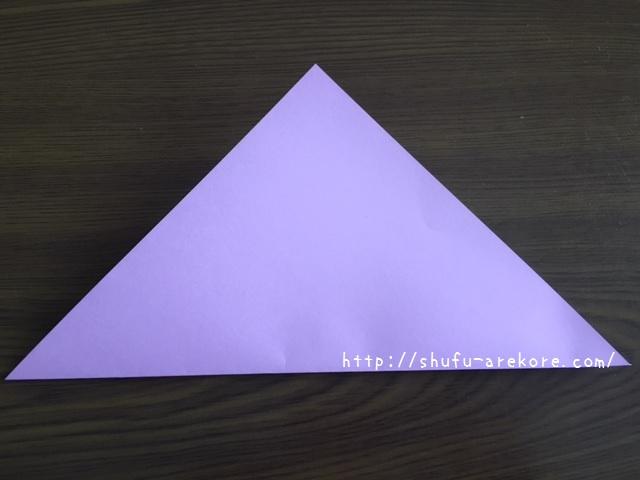 クリスマス 折り紙 豆入れ 折り紙 : shufu-arekore.com