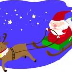 サンタクロースは本当にいるの?その起源と赤い服の由来