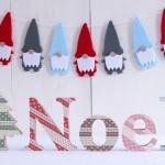 クリスマスのオーナメントを簡単に手作り!フェルトや折り紙も