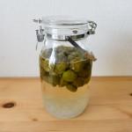梅シロップに使う容器のおすすめや大きさ!消毒の方法は?
