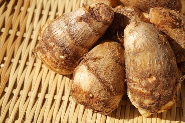 サトイモの画像